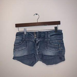 Apollo Jeans Blue Jean shorts size 3/4